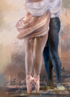 But I love us as two - Charlaine Gerber
